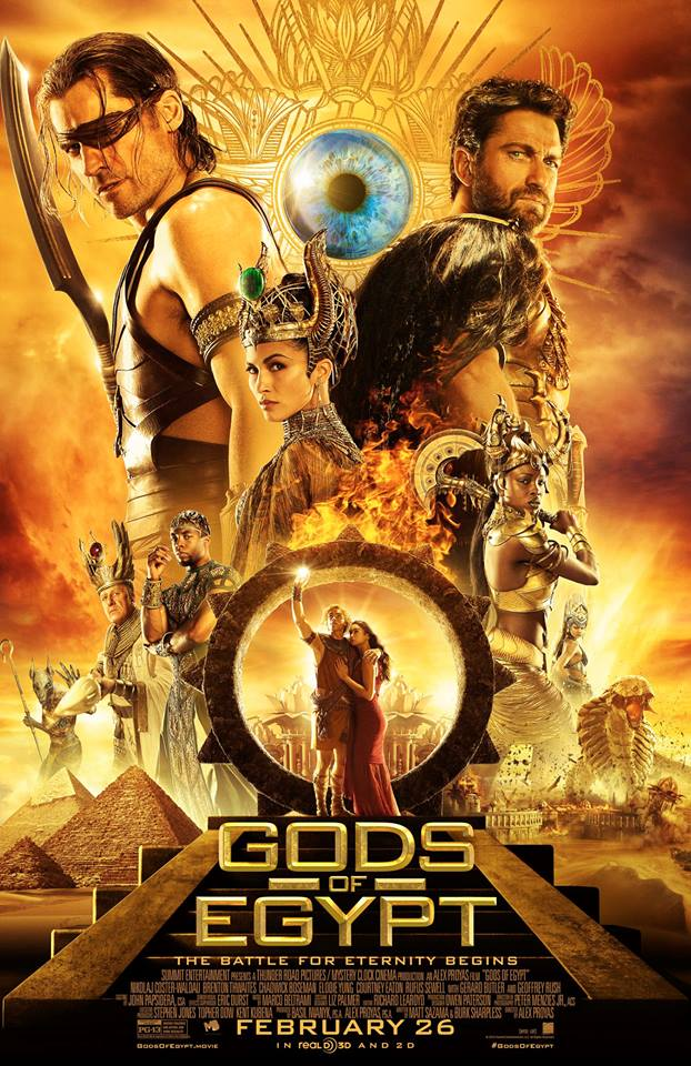 gods of egypt poster 1