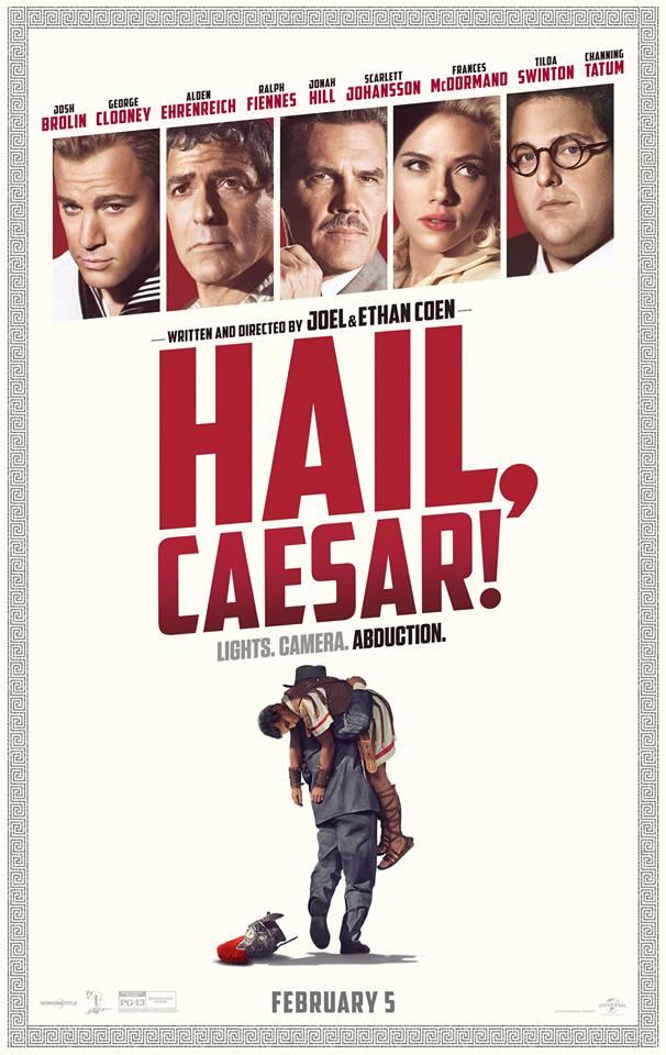 hail caesar poster 2