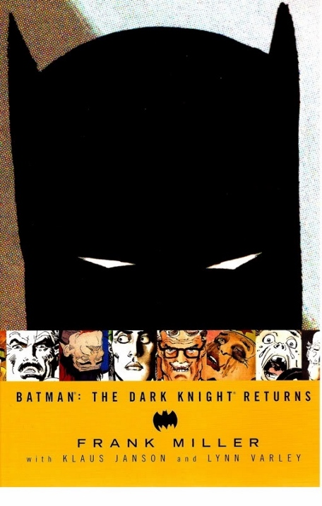 Countdown to Batman v. Superman - Batman: The Dark Knight Returns (Comic Review)
