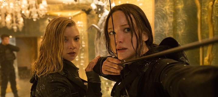 Hunger Games Mockingjay Part 2 a