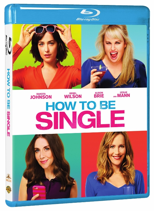 How To Be Single arrives on Digital HD May 3rd and Blu-ray & DVD May 24th!