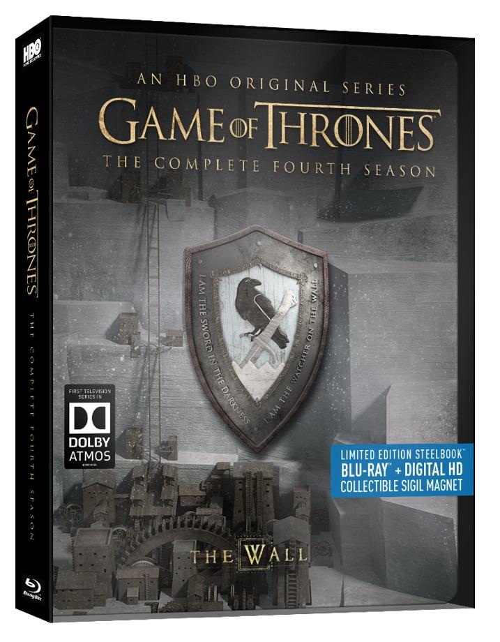 Game of Thrones Steelbook Season 4