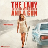 Lady in the Car with Glasses and a Gun copy