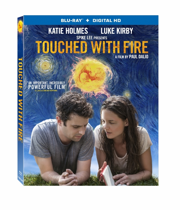 Touched with Fire (Blu-ray Review)