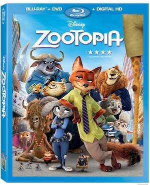 Zootopia-Blu-ray