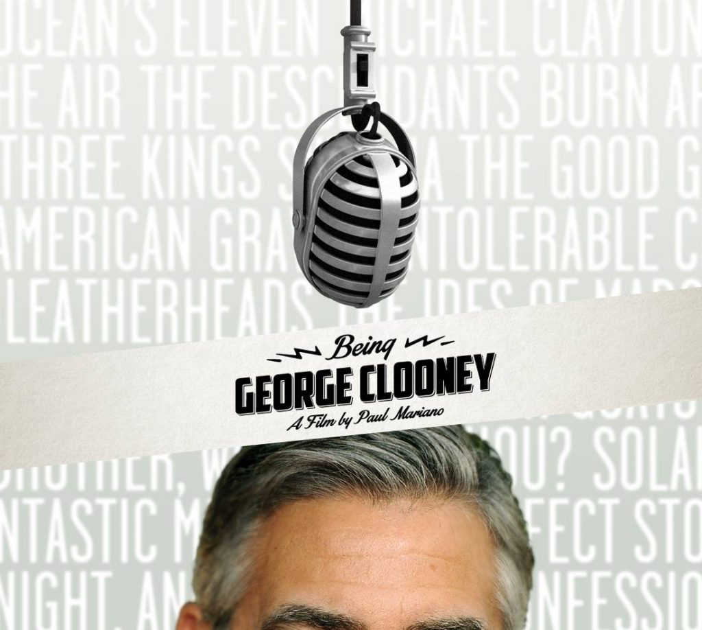 being clooney