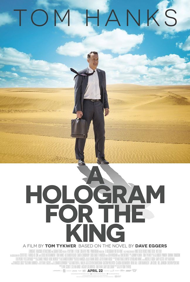 hologram for the king poster