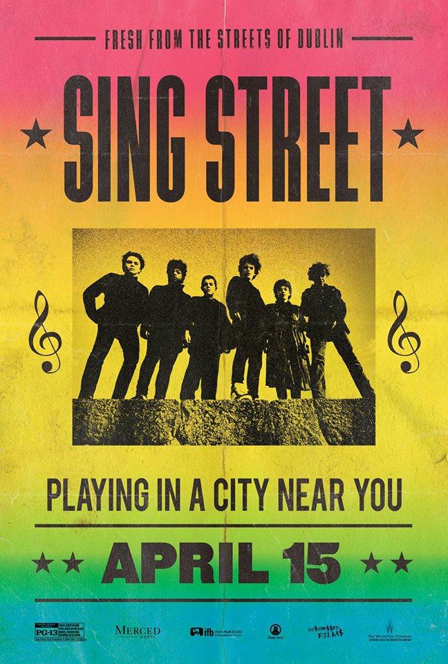 sing street poster 2