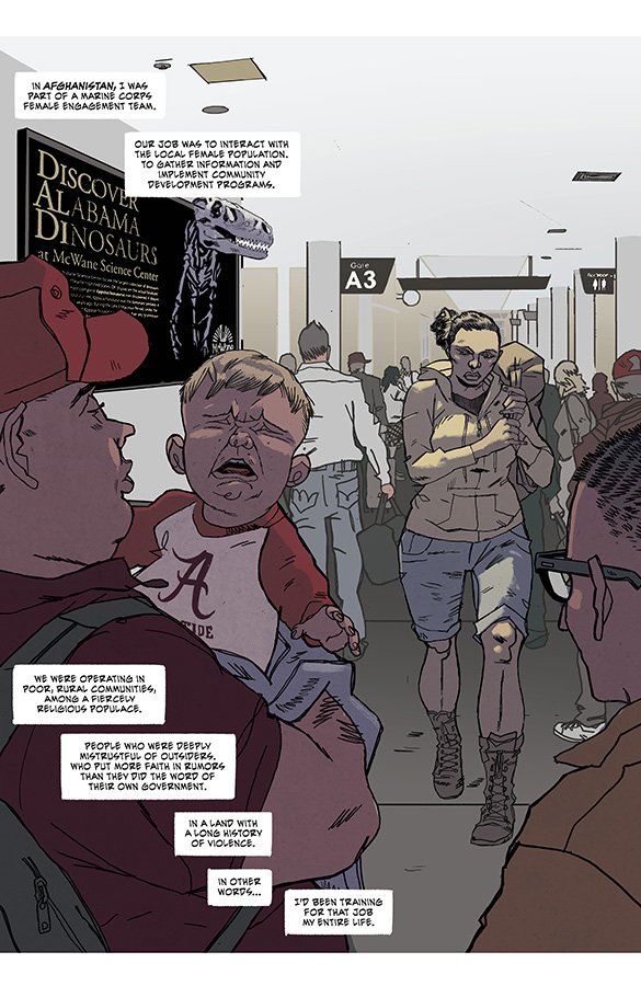 Southern Bastards #14 Preview 1