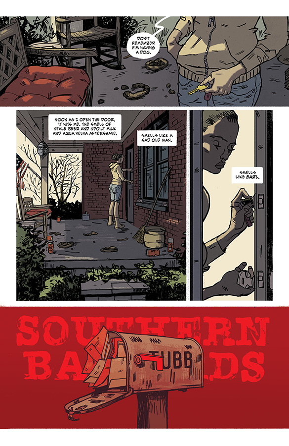 Southern Bastards #14 Preview 3