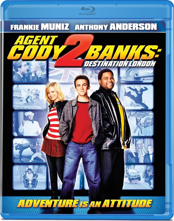 Agent-Cody-Banks 2-Blu-ray