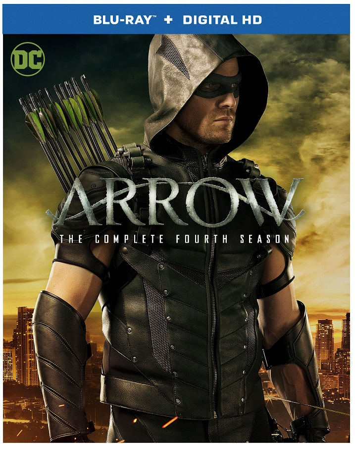 Arrow S4-Blu-ray