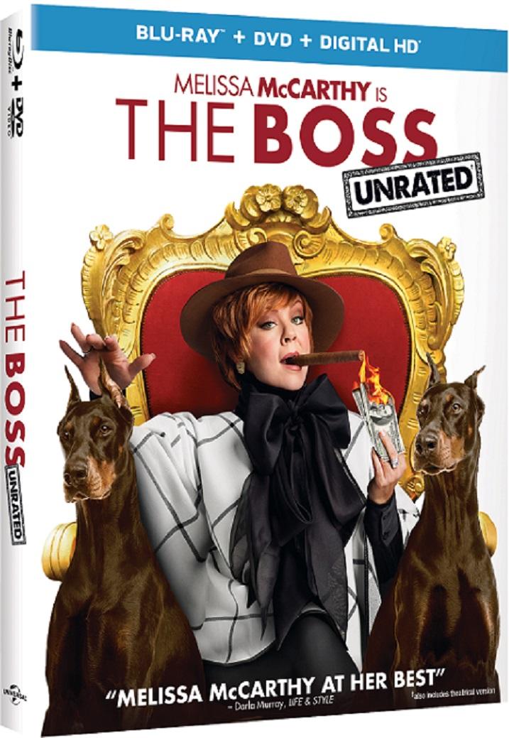 Boss-Blu-ray