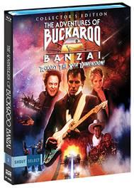 Buckaroo Bonzai MED