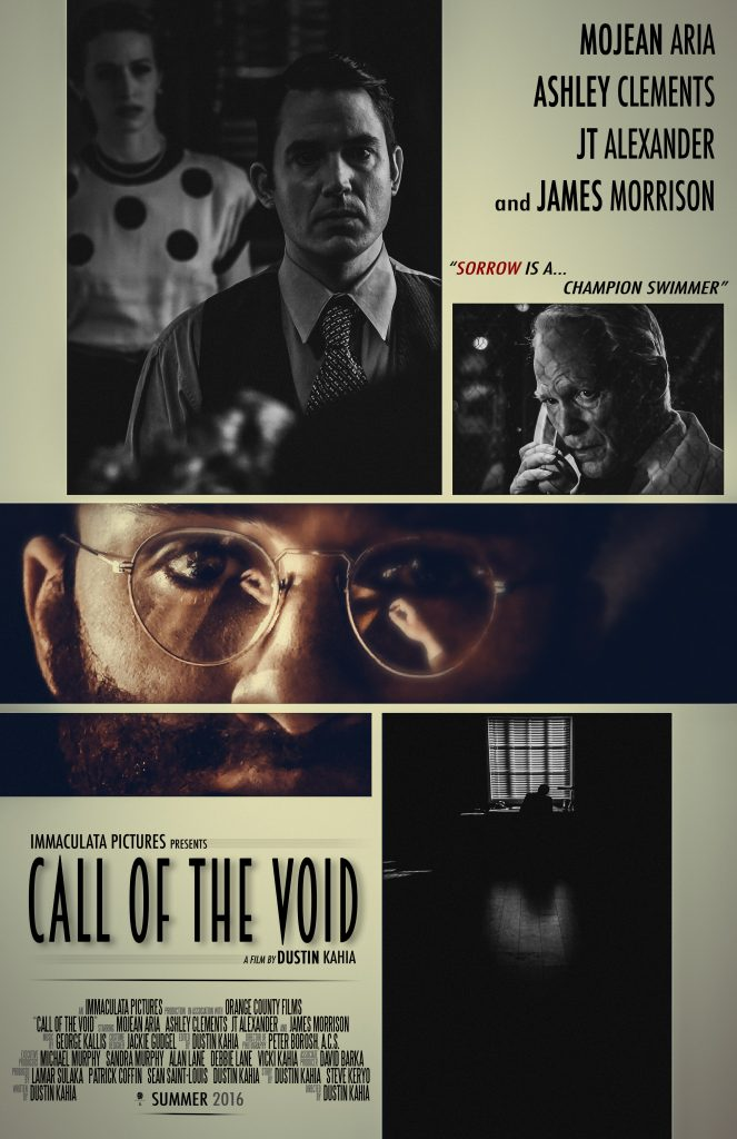 CALL OF THE VOID - Poster