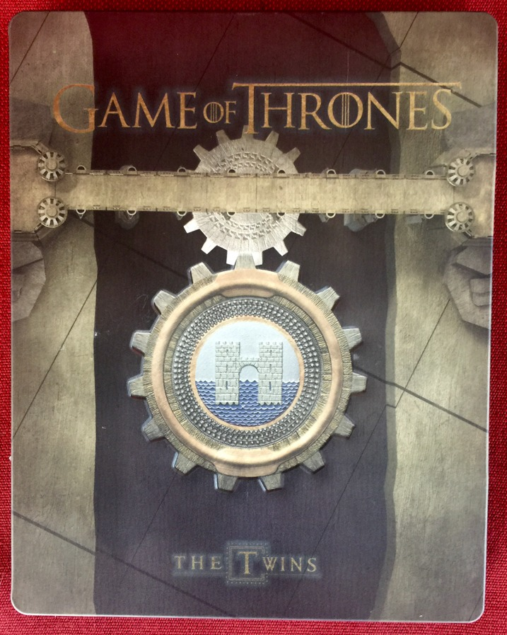 Game of Thrones Season 3 Steelbook Collectors Set 5