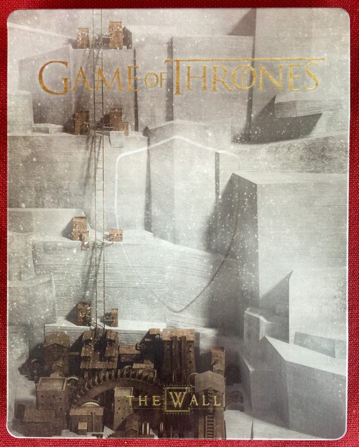 Game of Thrones Season 4 Steelbook Collectors Set 5