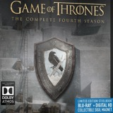 Game of Thrones Season 4 Steelbook Collectors Set