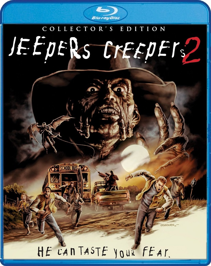 Jeepers-Creepers 2-Blu-ray