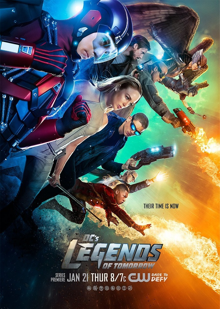 Legends of Tomorrow promo pic