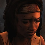 The Walking Dead Michonne Telltale