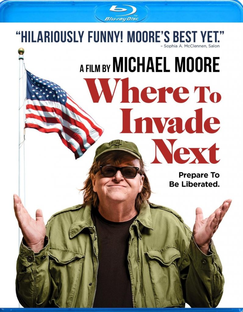 where to invade cover