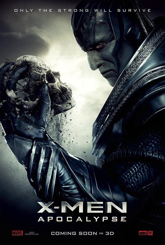 x-men apocalypse poster1