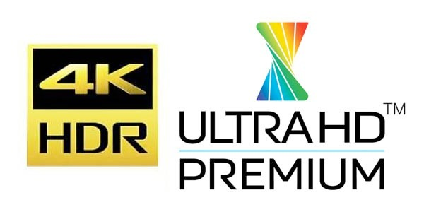 4K HDR and Ultra HD Premium