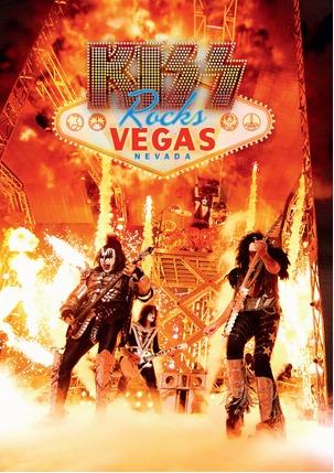 Kiss Rocks Vegas Blu-ray