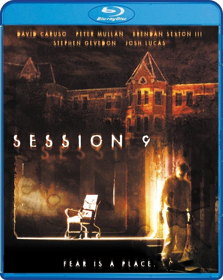 Session 9-Blu-ray
