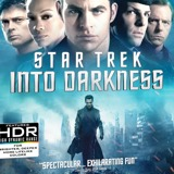 Star Trek Into Darkness UHD 4K Blu-ray Review