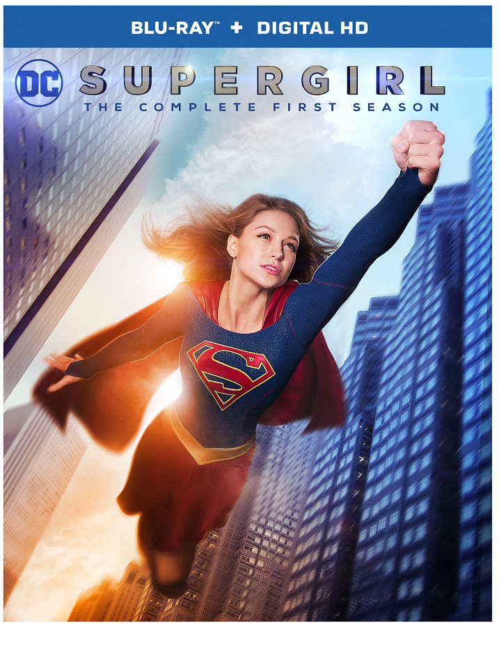 Supergirl S1-Blu-ray