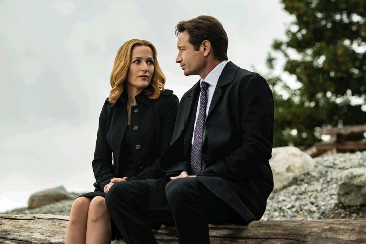 X-Files Season 10 11