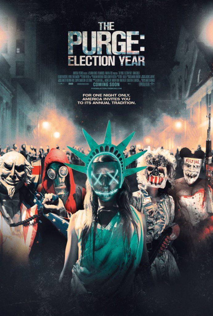 purge movie poster