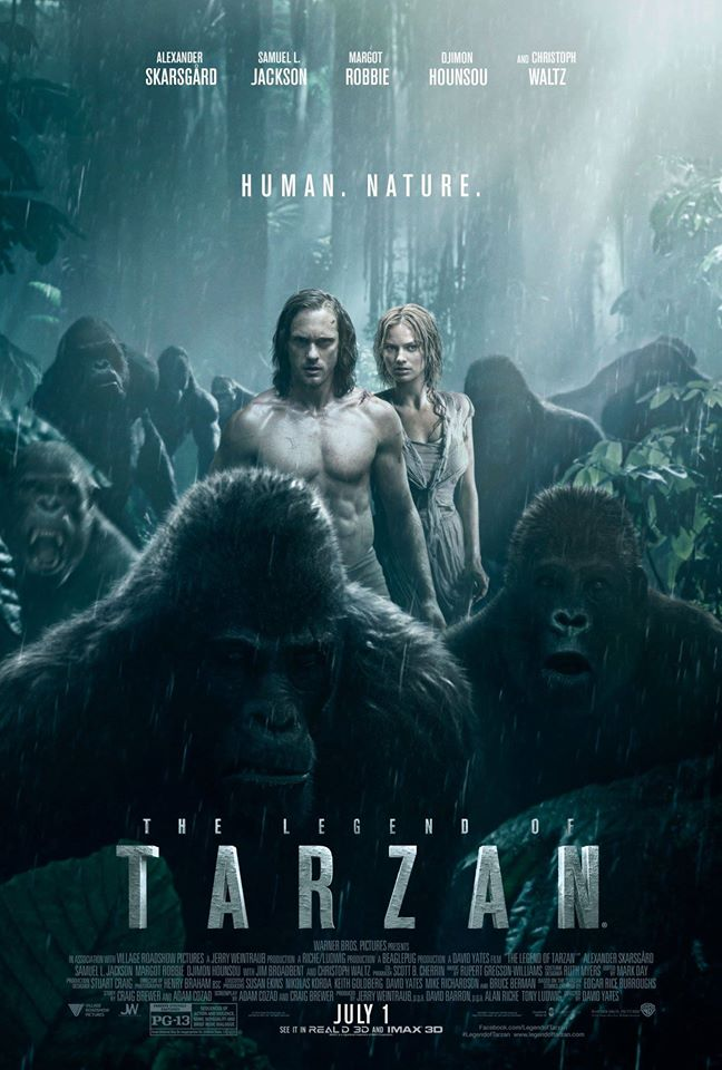 tarzan poster 2