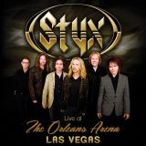 STYX Live At The Orleans Arena Las Vegas DVD, Blu-ray out September 2nd!