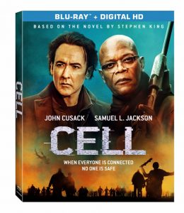 Cell Starring John Cusack and Samuel L. Jackson Arrives On DVD and Blu-ray on September 27!