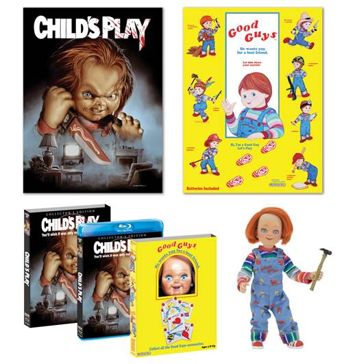Child's Play Limited Edition