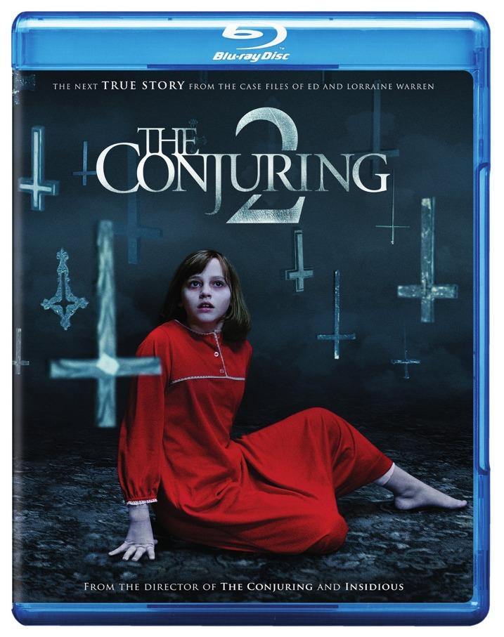 Conjuring 2 Blu-ray