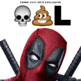 Deadpool Comic-Con 2016