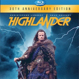 Highlander Bluray