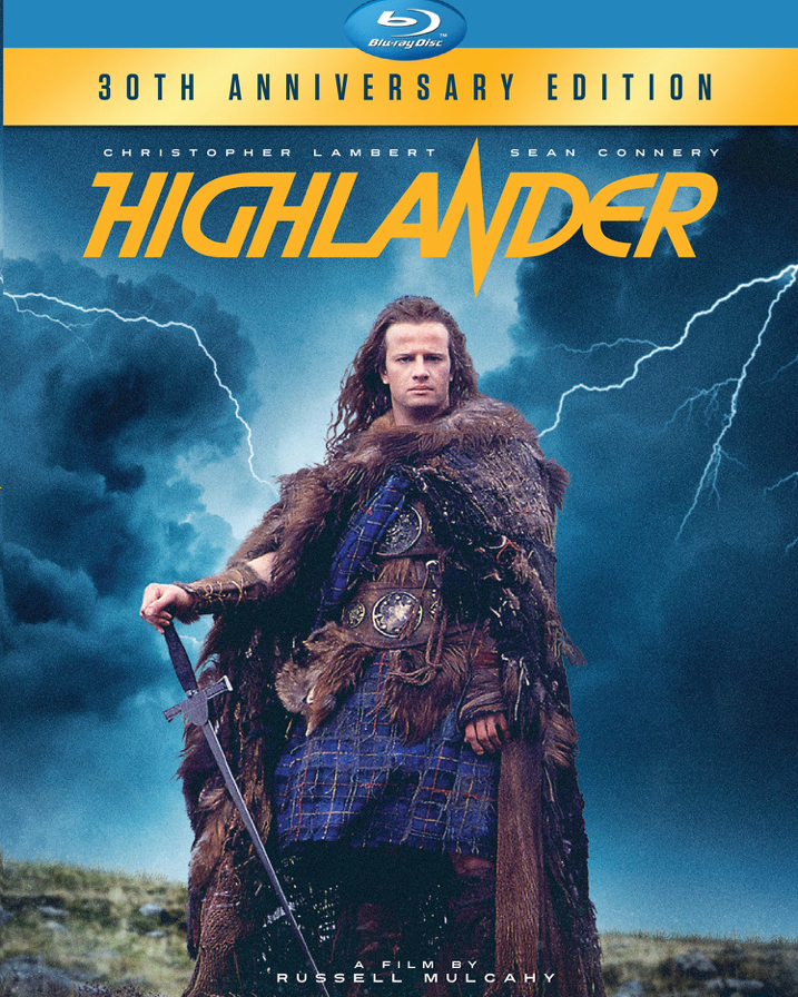 Highlander full Bluray