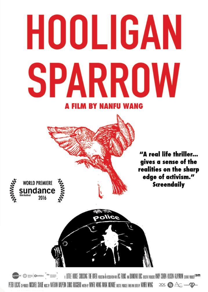 Hooligan Sparrow poster
