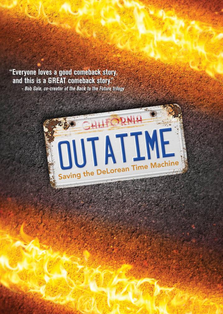 Outatime DVD