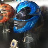 SDCC 2016 - Power Rangers Helmets & Medalions!
