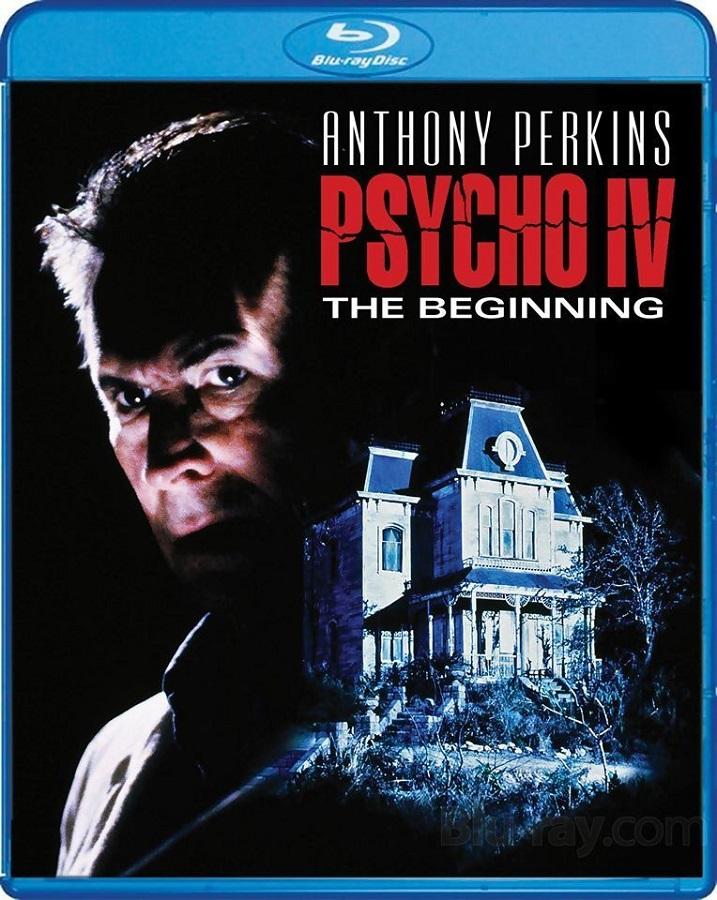 Psycho IV-Blu-ray