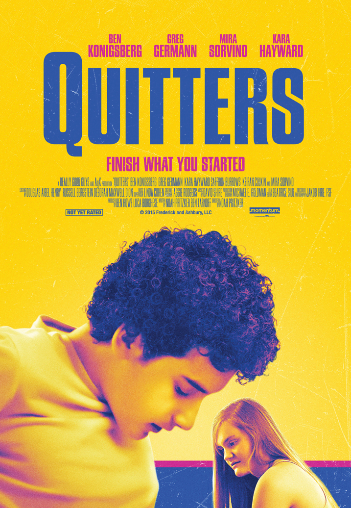 Quitters poster