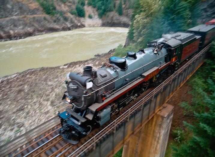 Rocky Mountain Express 1
