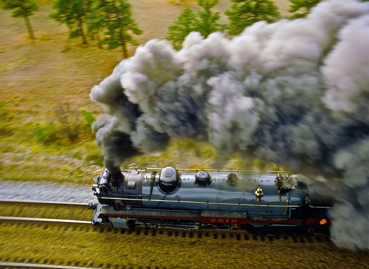 Rocky Mountain Express 2