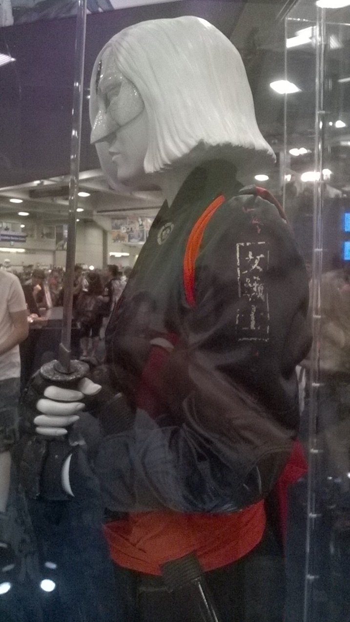 SDCC 2016 - Suicide Squad Movie Costumes!